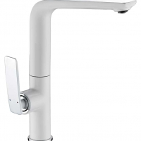 MX56036PW-Basin Mixer Chrome & White $199